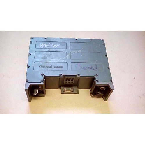 MARCONI H REMOTE OPERATING UNIT ASSY BODY ONLY SOR